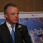 Brendan Nelson (Australian Ambassador to Belgium, Luxembourg, NATO and the European Union) with lecture titled: NATO: Australia and the Asia-Pacific