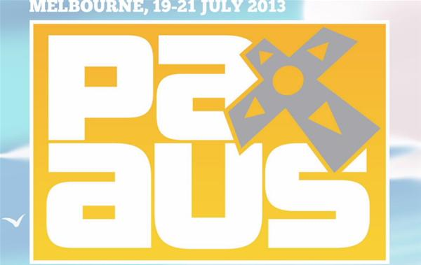PAX Australia Coming to Melbourne in July 2013