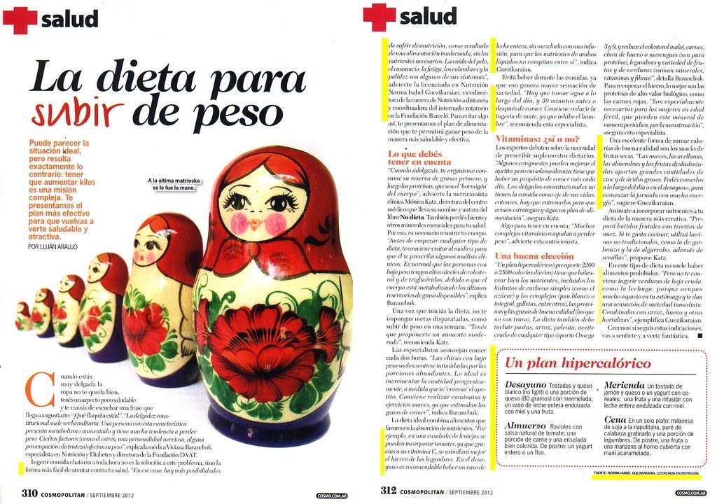 Revista Cosmopolitan Septiembre 2012 (3)