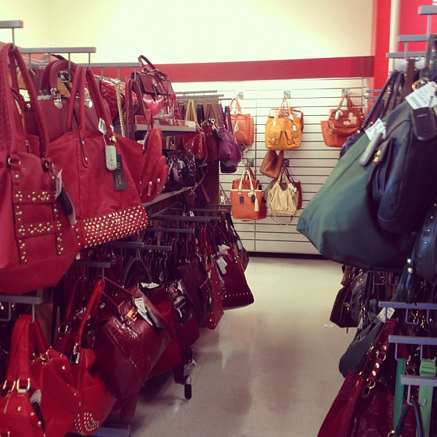 Is it too early to start Christmas shopping? #shopping #tjmaxx #purses #Christmas