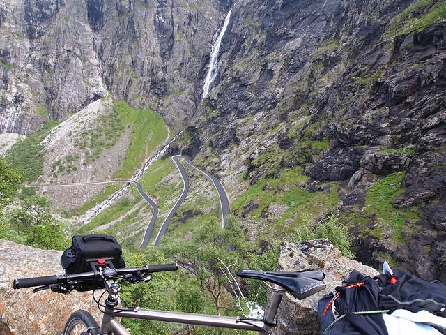 Norge, Møre og Romsdal fylke, Rauma kommune, Trollstigen