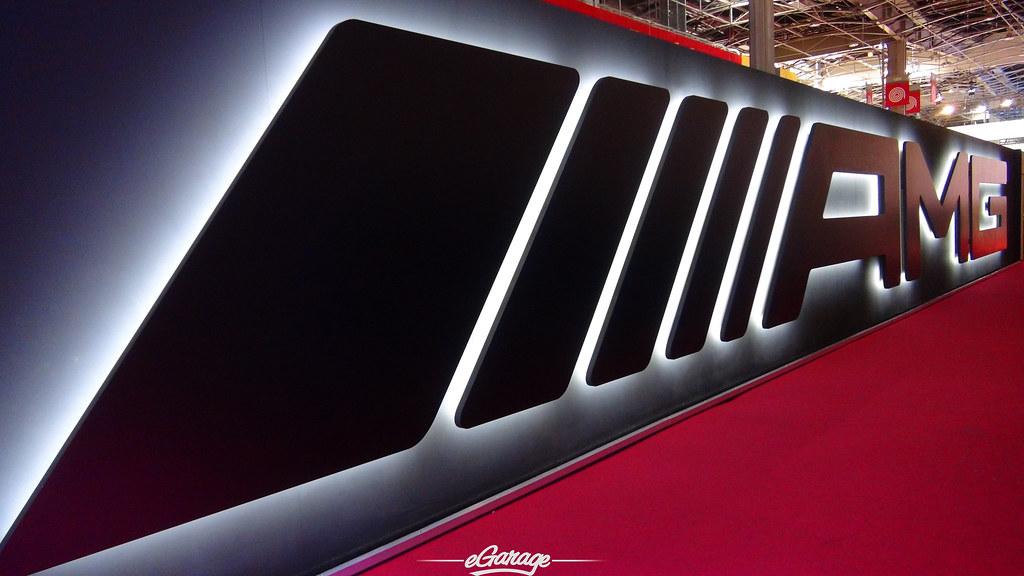 8034745029 5534c64784 b eGarage Paris Motor Show AMG