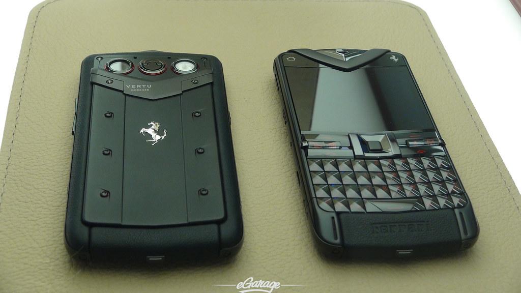 8034746231 0025c93e63 b eGarage Paris Motor Show Ferrari Phone
