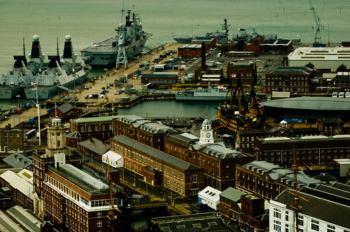 Portsmouth - British Navy Past & Present - 09-23-12