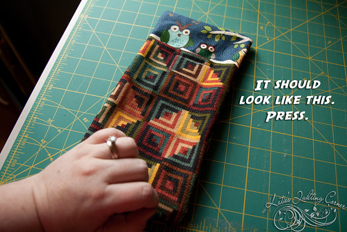Easy Lined Pouch Tutorial