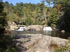 Linville Falls Upper Cascade