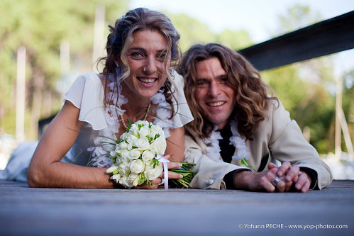 Mariage Plage Lacanau
