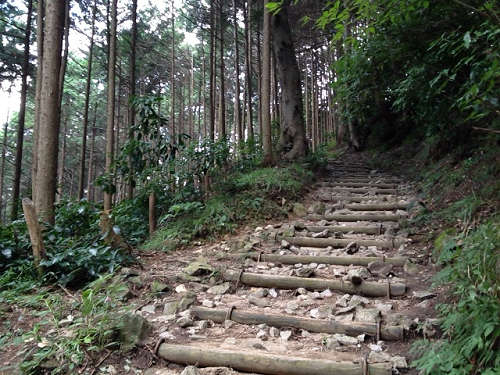 金剛山登山(高天彦神社から)-06