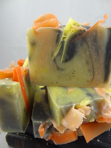 Orange Blossom Soap Sept 2012 (10)