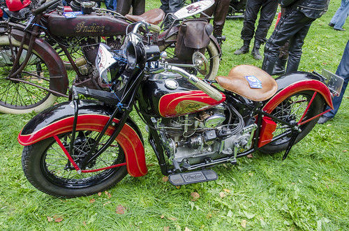 Indian 438 Four (1938)