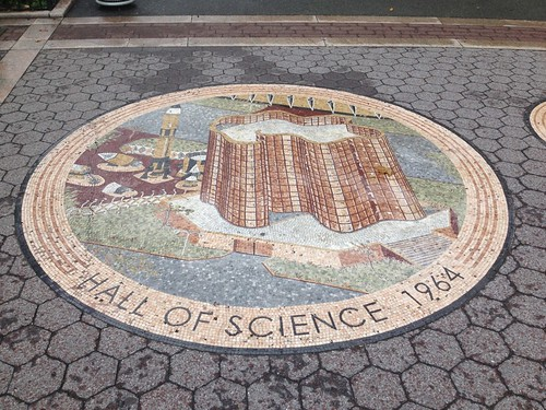 Hall of Science Mosaic