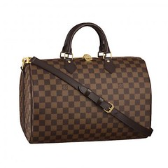 Cheapest Louis Vuitton Speedy 35 With Shoulder Strap N41182