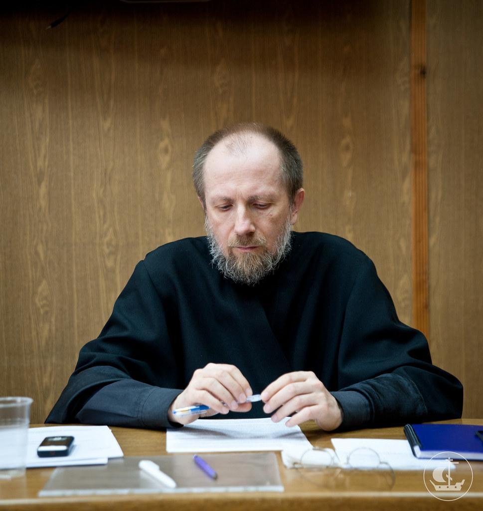 Диакон Константин Голубев