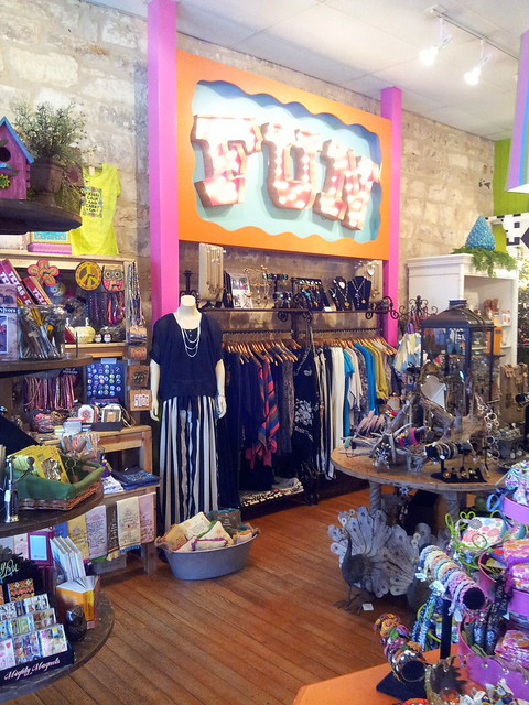 FUN shop in Fredericksburg, TX