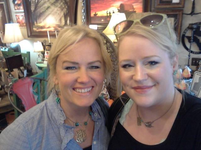 Edie & Heather