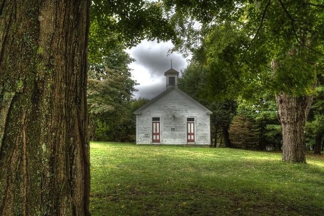 Abandoned Johnsonville...
