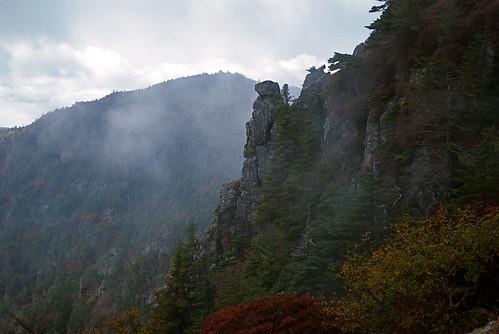 Cheonwangbong Peak, Jirisan National Park, South Korea