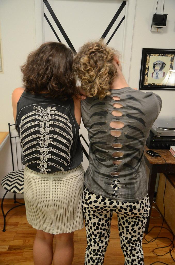 Spine Shirt