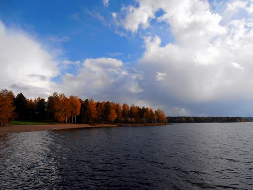 Arvika's beach