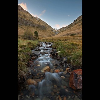 Riu de Montaup, Principat d'Andorra.             EXPLORE   #449  5-10-12