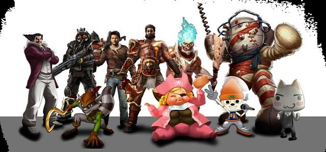 Bônus de Pré-Venda - PlayStation All-Stars Battle Royale