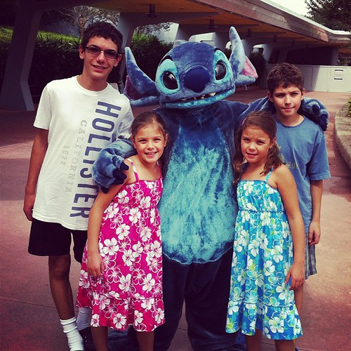 Ohana with #stitch