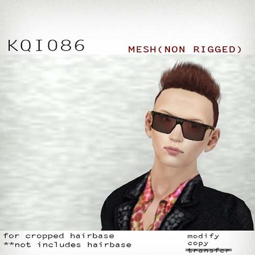 booN KQI086 hair
