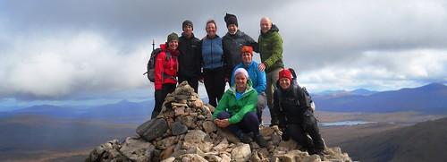 Helen's Last Munro - Buachaille Etive Mor- Stob Dearg (1022m)