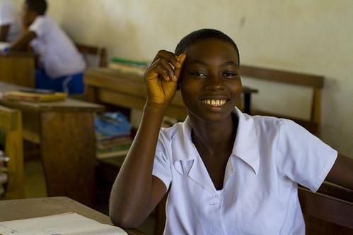 FAWE's Nsaba Diaspora Community Senior High School (NDCSHS)