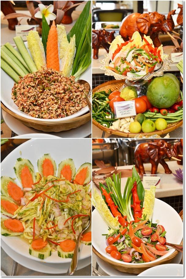 Thai Style Salads