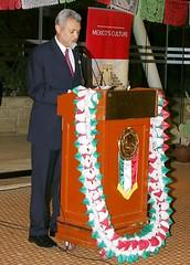 Celebración de la Independencia de México y 60 años de relaciones diplomáticas México-Arabia Saudita