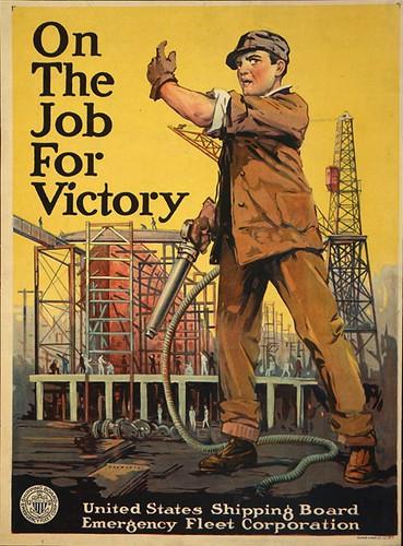 017- A la victoria por el trabajo-Library of Congress