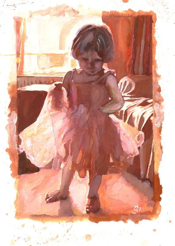 Prima Ballerina 2 - Larger