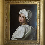 """Beatrice Cenci"" (after Guido Reni), Chatsworth House"