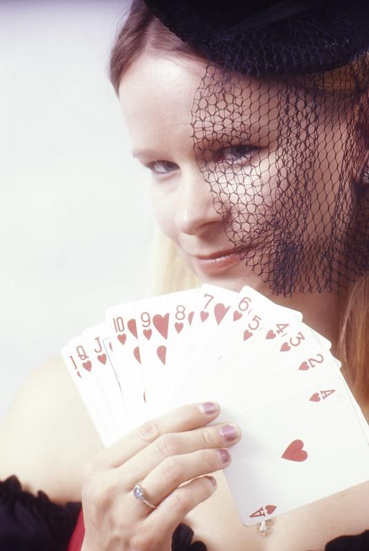 Fanning Cards - Sept. 29 - 2012