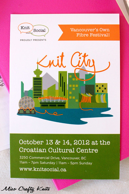 Knit City Flyer