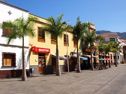 Buenavista del Norte, Tenerife