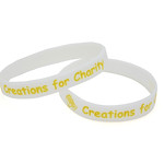 Creations for Charity Wristband