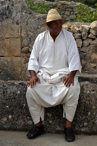 Marocco - Rovine romane di Volubilis