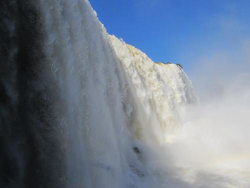 Les chutes d'Igaçu