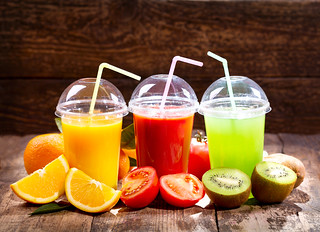 Fresh juices with fruits and vegetables | by derrickbrutel