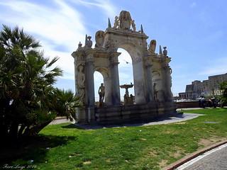Fontana del Gigante o dell'Immacolatella