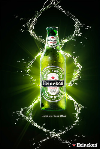 Heineken Ad by Aaron Nace and Phlearn by aknacer