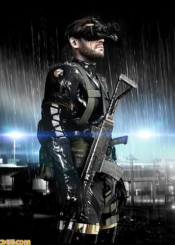 Metal Gear Solid Ground Zeroes Art