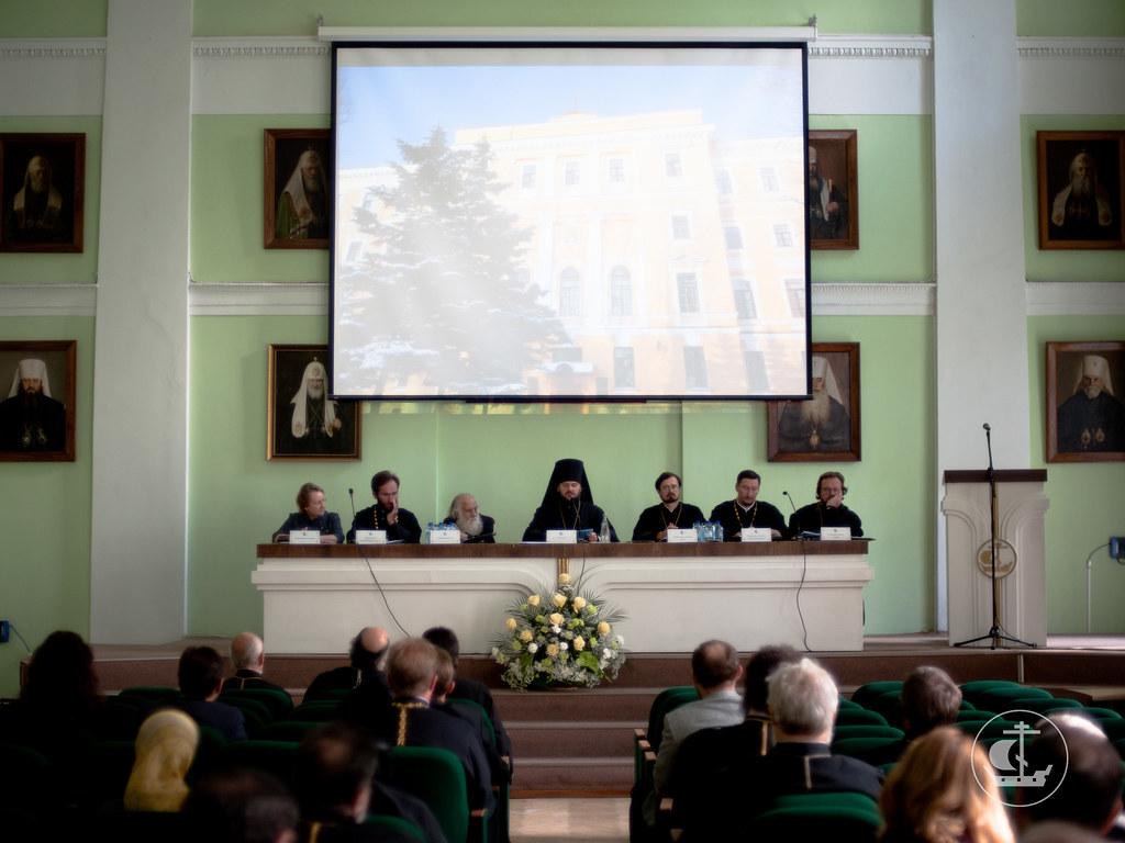 30 августа 2012, Расширенное заседание Ученого совета СПбПДА