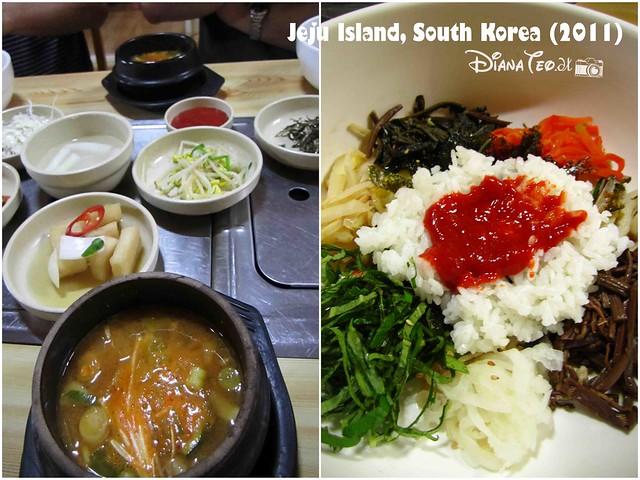 Bibimbap @ Jeju Island