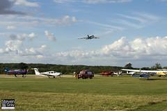 G-VLCN - XH558 - Vulcan To The Sky Trust - Avro 698 Vulcan B2 - 120826 - Little Gransden - Steven Gray - IMG_4441