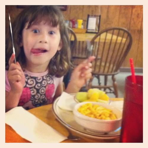 EV Day 2 Sophia dinner