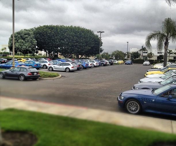 Dorkfest 2012 @ BMW VDC in Port Hueneme, CA | Dorkfest.org