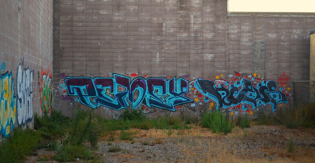 PEMEX, KEEPS, LOL, Graffiti, Oakland, Street Art